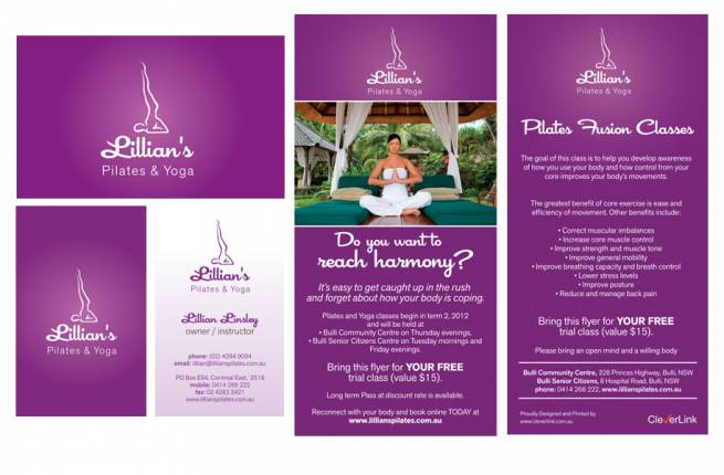 Lillian's Pilates and Yoga