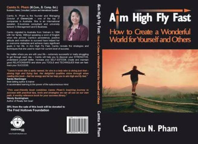 Aim High Fly Fast by Camtu Pham